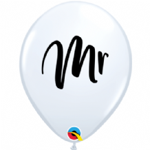 MR - 11 Inch Balloons 25pcs